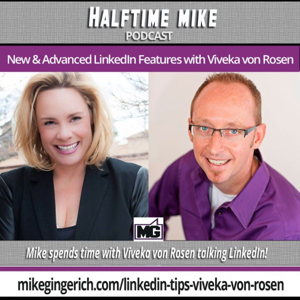 linkedin marketing with viveka von rosen