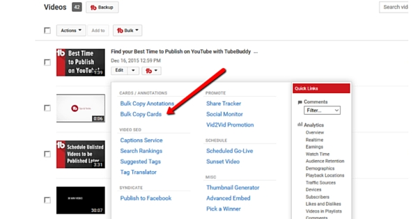 TubeBuddy  Your Best Friend for YouTube Channel Management 2