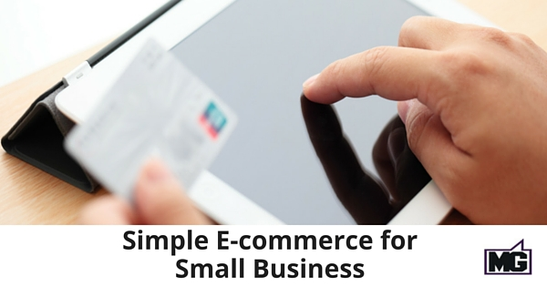 Simple e commerce for small business mike gingerich simple e commerce for small business 3151 reheart Gallery