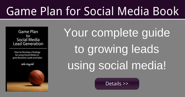 Game Plan for Social Media Lead Generation