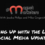 keeping up with the latest social media updates