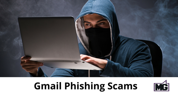 Gmail Phishing Scams - 315