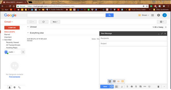 What is Streak for Gmail-1