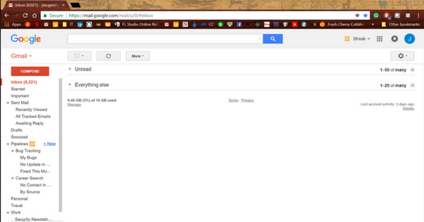 What is Streak for Gmail-2