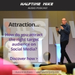 Attracting the right audience on social media