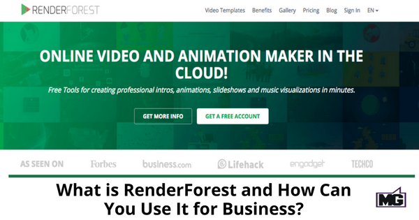 What is RenderForest and How Can You Use It for Business-315