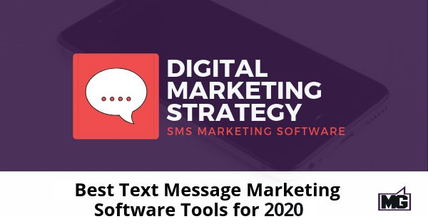 best text message marketing software