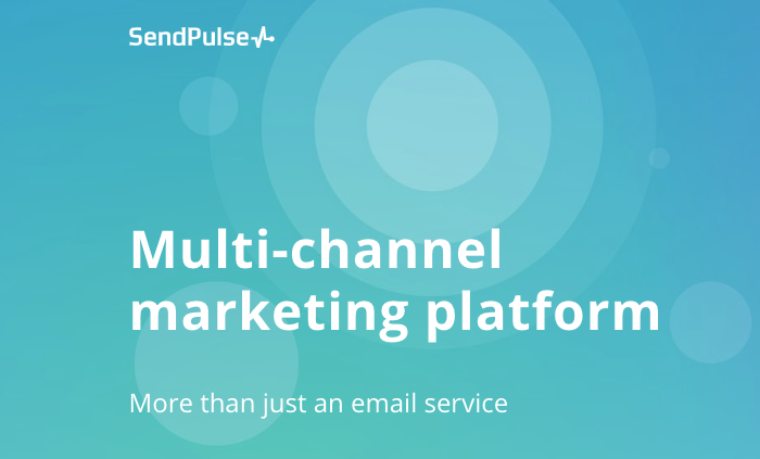 SendPulse is a Powerful Advanced Online Marketing Automation System
