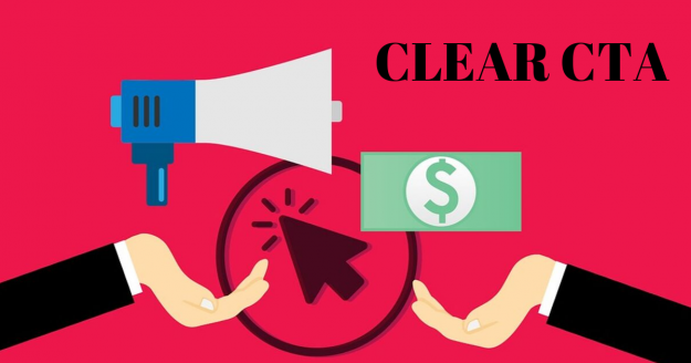 email marketing clear call to action
