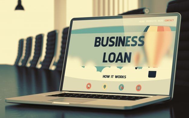Taking out a business loan