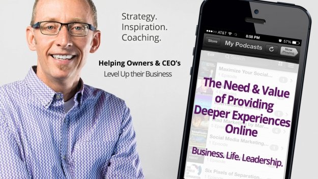 Offering deeper experiences online