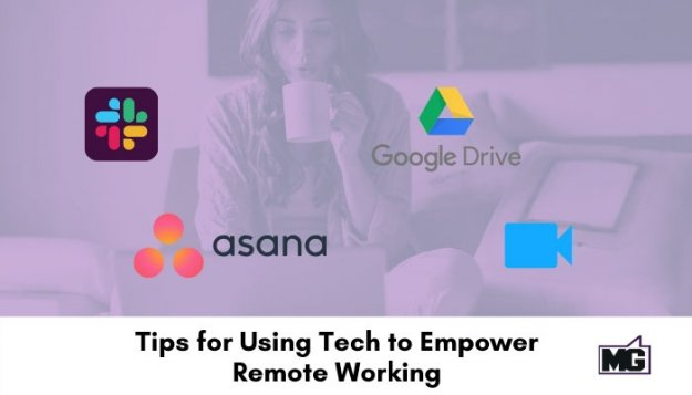 Tips and apps for working remotely