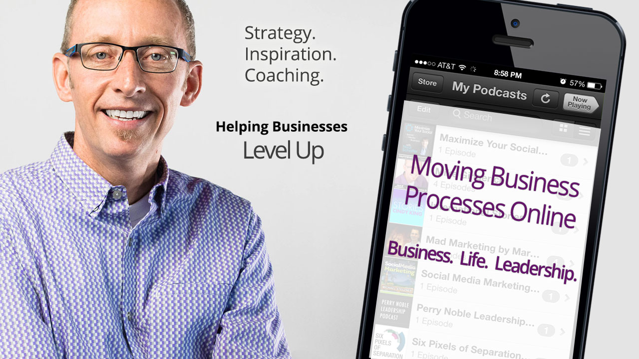 moving business processes online