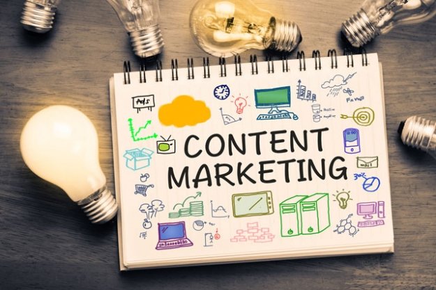 Content Marketing right content right time right eyeballs