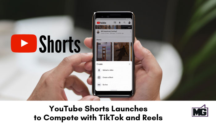 New-Launch-YouTube-Shorts-to-Compete-with-TikTok-and-Reels.