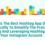 task ant for hashtag management on Instagram