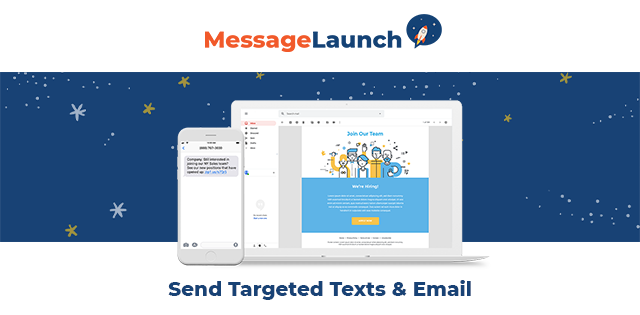 Message Launch is one of the best sms marketing software tools for 2021