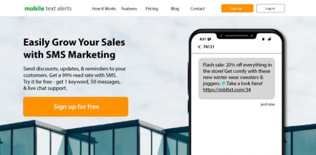 best sms marketing software for 2021 mobile text alerts