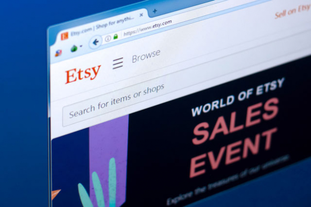 How to export a csv file from Etsy