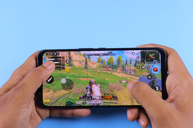 The Growth of Mobile Apps and Gaming