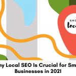 Map with local SEO icon- illustration.