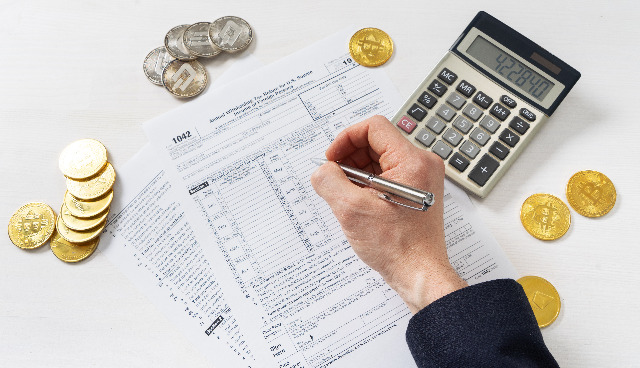 Filing Cryptocurrency Taxes