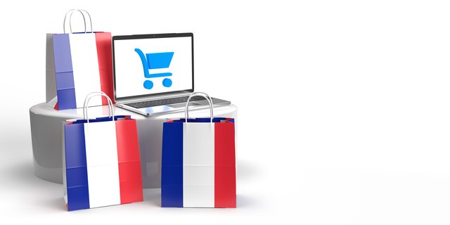 online shopping in france